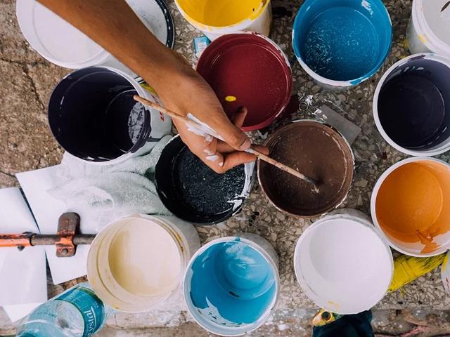 Malerei mit Acrylfarben erlernen